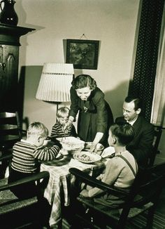 The idea of a nuclear family was popular during the 1900's. But with the rise of feminism and domestic partnerships, that idea is now a thing of the past. A family doesn't have to be someone related to you based on blood relation, it can be a friend who treats you better than your own family sometimes.