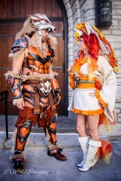 Married Couple Kill It With Gijinka Pokémon Cosplay Pokemon Cosplay, Anime Cosplay, Cosplay Armor, Epic Cosplay, Male Cosplay, Cosplay Diy, Cosplay Makeup, Amazing Cosplay, Group Cosplay