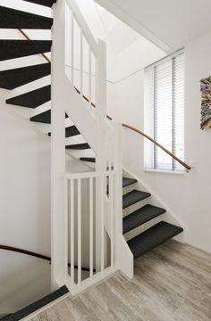 Laat je inspireren door de metamorfoses droomhuizen en tips en trucs om je eigen interieur een - Montee trap ...