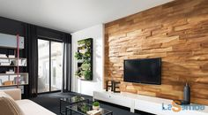 Výsledek obrázku pro dřevěný obklad stěn