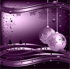 image de noel Christmas Border, Purple Christmas, Christmas Background, 1st Christmas, Halloween Christmas, Beautiful Christmas, Christmas Holidays, Christmas Things, Christmas Cards