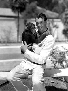 Portrait of Gary Cooper , 1930's