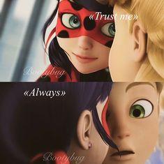 Trust me. Always.❤