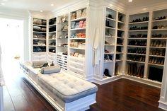 Yolanda Foster Closet