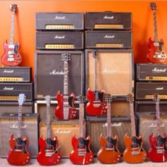 I was the fortunate owner/player of a 70's era Gibson SG... played it through a 50's Les Paul tube amp... sold years ago and always missed...