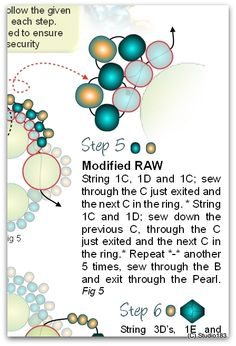 Hindia Beading Pattern by Heather Collin Beading Projects, Beading Tutorials, Beading Patterns Free, Bead Patterns, Beads And Wire, Handmade Accessories, Lampwork Beads, Bead Weaving, Beaded Embroidery