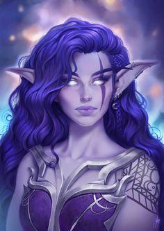 Fantasy Art Women, Beautiful Fantasy Art, Dark Fantasy Art, Fantasy Girl, Fantasy Artwork, Fantasy Portraits, Fantasy Character Design, Character Inspiration, Character Art