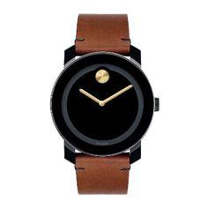 Movado® Bold® Men's Watch  available at #HelzbergDiamonds