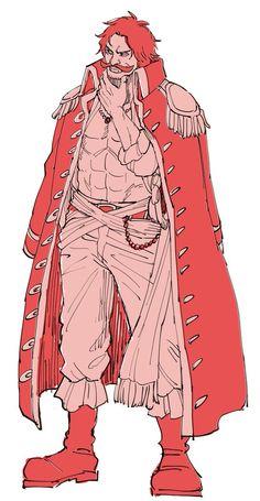 Gol D. Roger | One Piece One Piece Ace, One Piece Comic, One Piece Fanart, One Piece Luffy, One Piece Pictures, One Piece Images, Manga Anime One Piece, Manga Art, Akira Manga