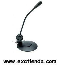 Ya disponible Micr?fono Solman m02 g negro o   (por sólo 8.95 € IVA incluído):   -Microfono de mesa. -Color: negro Garantía de 24 meses.  http://www.exabyteinformatica.com/tienda/4471-microfono-solman-m02-g-negro-o #microfono #exabyteinformatica