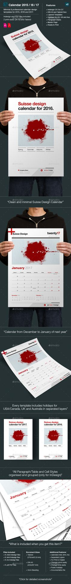 Calendar Design Brief : Proposal adobe project and briefs