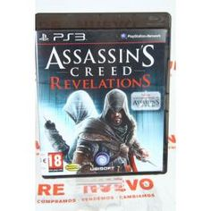 http://tienda.renuevo.es/41637-thickbox_default/assassin-s-creed-revelations-e267263-de-segunda-mano.jpg #assassincreed #segundamano #ps3