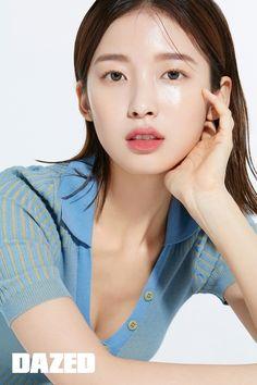 Kpop Girl Groups, Korean Girl Groups, Kpop Girls, My Girl Song, Arin Oh My Girl, Beauty Shoot, Jaehyun Nct, Radiant Skin, Beautiful Celebrities