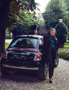 Fiat 500 by Gucci. *** Available at Fiat of Vancouver.