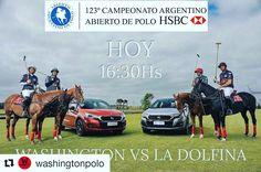 #Washington #Polo #DSAutomobiles #LoveDS #AbsolutelyDS #WeAreDS #SpiritOfAvangard @washingtonpolo @dsargentina @ds_official @dsperformance @totalargentina