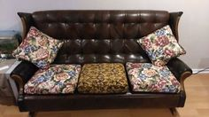 Retro 3 seater sofa and 2 rocking chairs | Armchairs | Gumtree Australia Canning Area - Lynwood | 1113557390