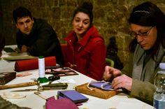 Re.Leg.Art's workshop - Il laboratorio della organizzazione Re.Leg.Art