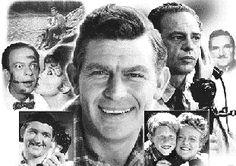 Andy Griffith Show Cast --- Andy, Barney, Opie and Aunt Bee first came to us on CBS along with all the good citizens of Mayberry from 1960-1968, on the Andy Griffith Show! The show was originally a spin-off from the Danny Thomas Show.  --- I was only 3 when it ended its network run but I have enjoyed in reruns for my entire life :)