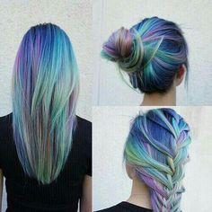 Opal hair                                                                                                                                                                                 Plus