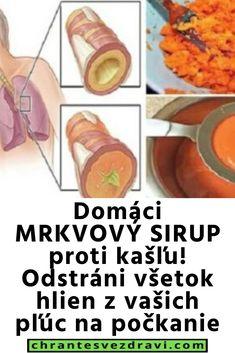Domáci MRKVOVÝ SIRUP proti kašľu! Odstráni všetok hlien z vašich pľúc na počkanie Homemade, Health, Origami, Syrup, Home Made, Health Care, Origami Paper, Origami Art, Hand Made