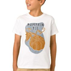 Shop Pumpkin Pie Kids T-Shirt created by TheCarpentersWife.