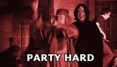 Decore sua festa se inspirando em Harry Potter