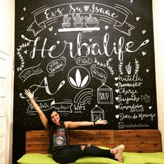 Arte na Parede - Herbalife, - Nutrition Poster, Nutrition Club, Nutrition Month, Nutrition Quotes, Sports Nutrition, Nutrition Tips, Fitness Nutrition, Health And Nutrition, Child Nutrition