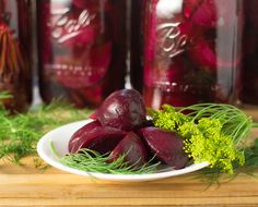Dill pickled beets are not only a family favorite tied to great memories, but also a fourth generation family recipe originally crafted by my grandma and great grandma over 50 years ago. Great recipes tend to stand the test of time and this one is a keeper!