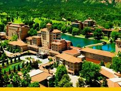 Enter the Travel Channel Sweepstakes for your chance to win a fabulous trip for 4 to Colorado Springs. Good luck!