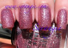 Maybelline Express Finish Glitter Pink Stars