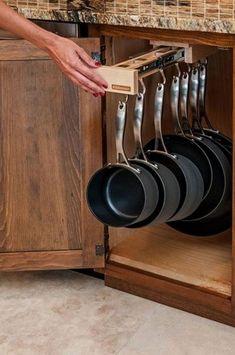 #homeideas #kitchenstorage #kitchencabinets