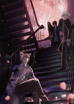 Miscellaneous Mayhem — reinzsinjoy: Mizuki, Kurama, Tomoe Sent by:. Tomoe, Kamisama Kiss, Nanami, All Anime, Me Me Me Anime, Manga Anime, Anime Boys, Anime Stuff, Inuyasha