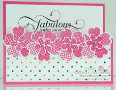 Flower Shop, Petite Petals and Million & One by tyque - Cards and Paper Crafts at Splitcoaststampers