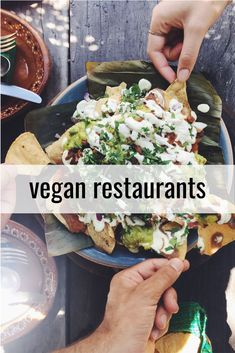 ideas of places to eat on our travels | hotforfoodblog.com Lauren Toyota, Vegan Restaurants, Vegan Friendly, Places To Eat, Organic, Cooking, Hot, Ethnic Recipes, Ideas