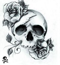 skull,   art