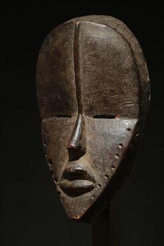HERMANN SOMMERHAGE Lead Men, Ivoire, Tribal Art, At Least, Liberia, African Art, Dan, Abstract, Mascaras