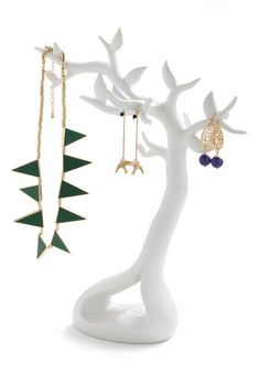 Always looking for something similar, different from other popular products in the market.  Branching Haute Jewelry Tree, #ModCloth