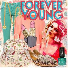 Forever Young | Women's Outfit