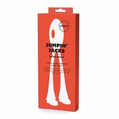 Jumpin' Jacks / Salad Spoons