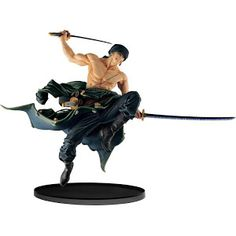 Banpresto One Piece BWSC V1 Roronoa Zoro Figure - Google Express