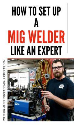 Mig Welding Tips, Welding Process, Welding Ideas, Welding Table, Plasma Arc Welding, Laser Welding, Metal Welding, Metal Tools, Aluminum Fabrication