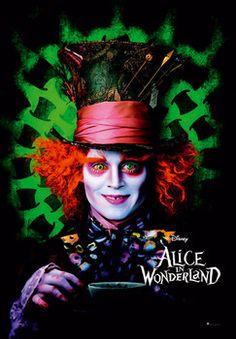 Plakát ALICE IN WONDERLAND - mad hatter