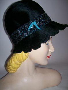 649d3e382a4 Dorothea s Closet Vintage Hats. Love HatVintage ...
