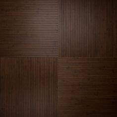 Kun 3mm tykk og med en pris på 215 kr/m2 (noen varianter koster 225,-) er dette er perfekt gulv for en kjapp renovering, til soverommet, barnerommet, TV-stua etc. Unibamboo hel-limes til underlaget akkurat som teppefliser. Vi lagerfører nå Unibamboo i 4 farger. Størrelse 50x50cm.