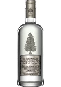 Washington, Bainbridge Organic Distillers, Bainbridge Heritage Douglas Fir Gin