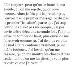 je veux pu revivre ce que j'ai vécu 😭😔 Quotes White, Dark Quotes, Text Quotes, Words Quotes, Love Quotes, Inspirational Quotes, Deep Texts, Life Is Beautiful Quotes, French Quotes