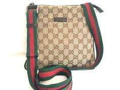 Gucci crossbody bag messenger #gucci #guccihandbags #guccibag #guccioutfits #guccigang #guccigucci #guccimarmont # Gucci Gang, Gucci Crossbody Bag, Gucci Handbags, Louis Vuitton Damier, Beige, Backpacks, Pattern, Stuff To Buy, Women