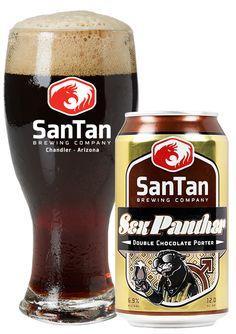 SanTan Sex Panther Double Chocolate Porter | SanTan Brewing Company