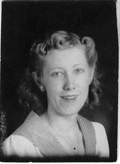 My Aunt Helen.