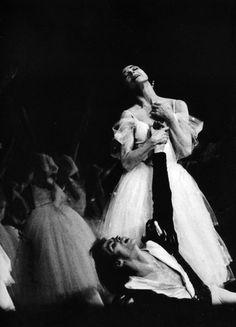 Margot Fonteyn and Rudolph Nureyev